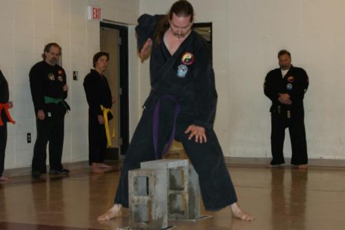 Mike Durkin Sankyu June 2009