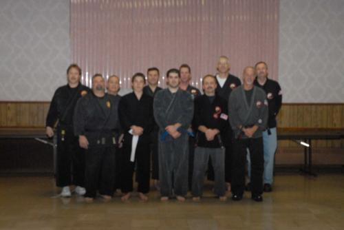 October 2008 Danish Brotherhood