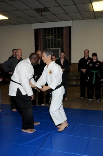 Kazuo Seminar 03-26-09 Kenosha WI