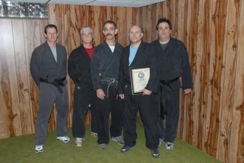 Larry Miletta and Tony Pontillo's Dojo