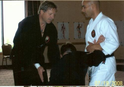 Major Hayes Seminar 2008