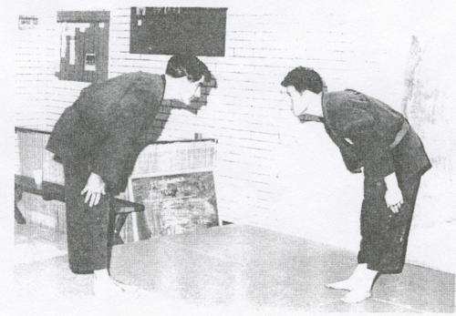 Sensei Foster,Kumite