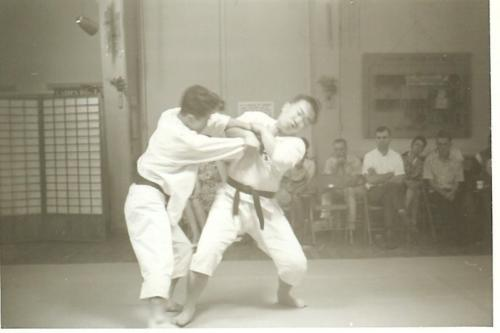Shorinji Kempo Old Photos